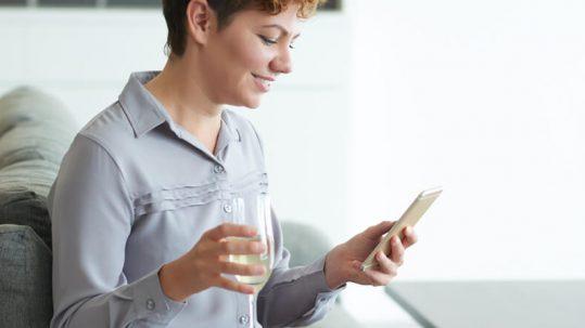 celular faz mal para coluna