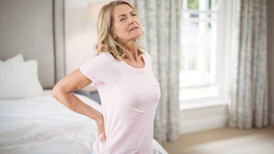fibromialgia causa dor na coluna