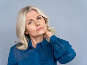 Retificação da lordose cervical